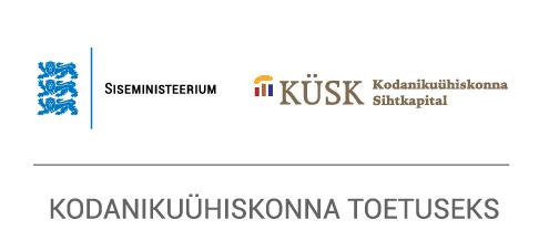 Eesti Instituudi koolituskeskuse loomist toetam Siseministeerium ja KÜSK